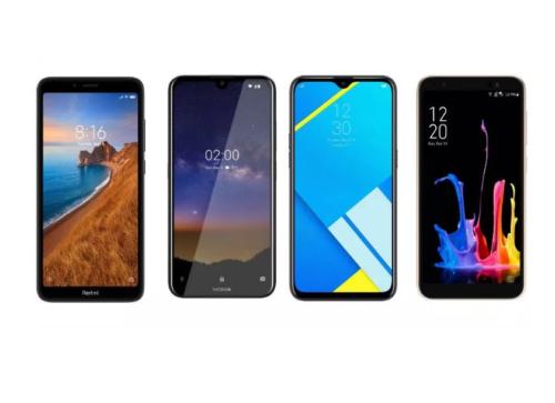Xiaomi Redmi 7A vs Realme C2 vs Nokia 2.2 vs Asus Zenfone Lite L1: Budget phone comparison