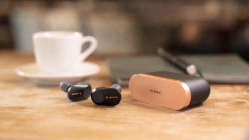 Sony unveils WF-1000XM3 truly wireless noise-cancelling earbuds