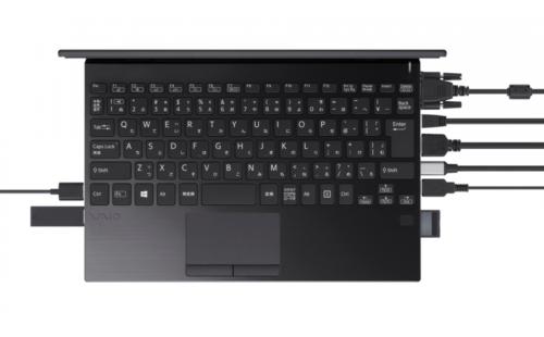 Vaio announce the SX12, a tiny laptop with loads of ports