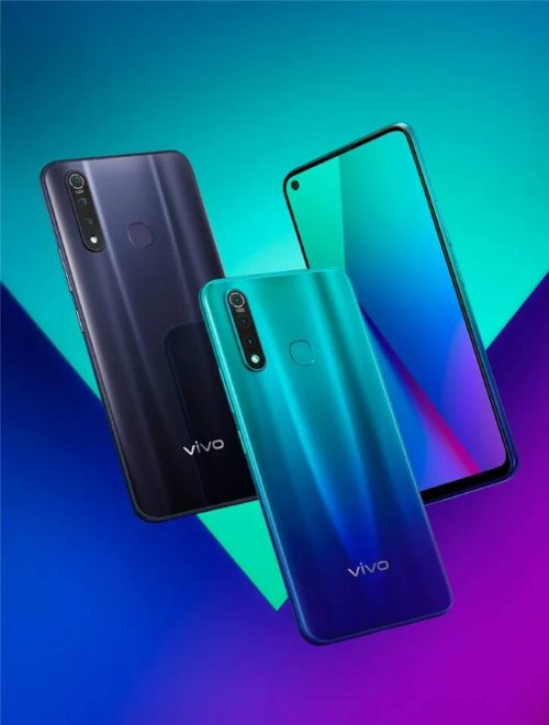 Vivo Z5 Launched with Snapdragon 712, 48MP Triple Cameras, and More