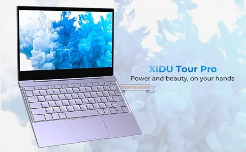 XIDU Tour Pro Review: A great value 2K touchscreen laptop