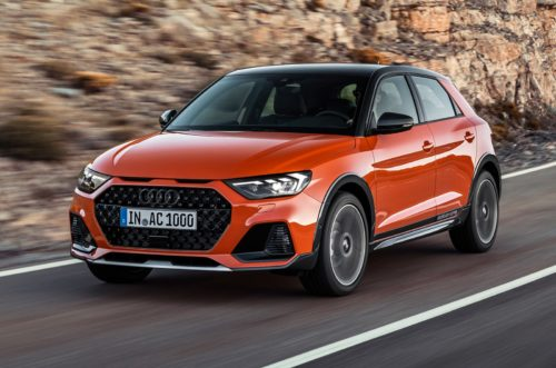 2019 Audi A1 Citycarver revealed: price, specs and release date