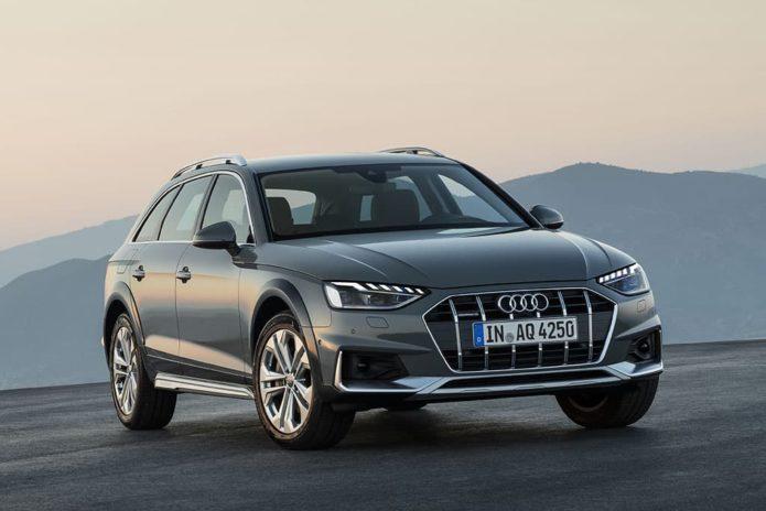 2020 Audi A4 allroad quattro 45 TFSI Review: Quick Spin - International
