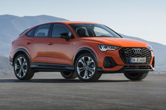 All-new Audi Q3 Sportback revealed