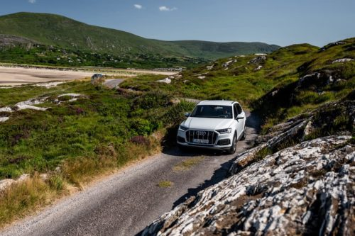 2020 Audi Q7 50 TDI and 55 TFSI quattro Review: International