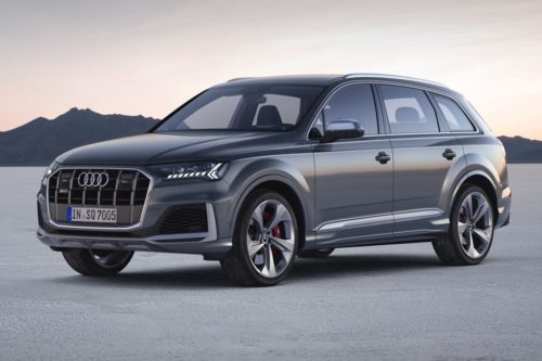 Audi SQ7 upgraded