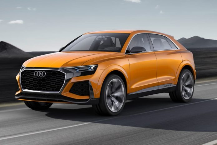 New RS Q8 heads Audi Sport expansion