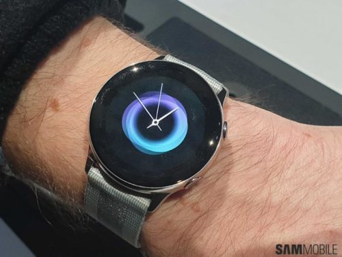Samsung Galaxy Watch Active 2 tipped for August in 3 models, but no ECG until 2020