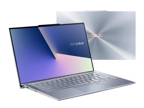 Asus ZenBook S13 vs. Dell XPS 13