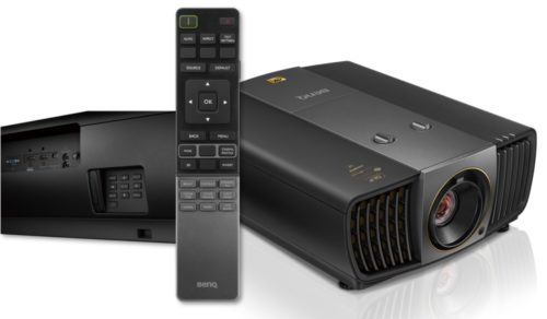 BENQ HT9060 DLP Projector Review