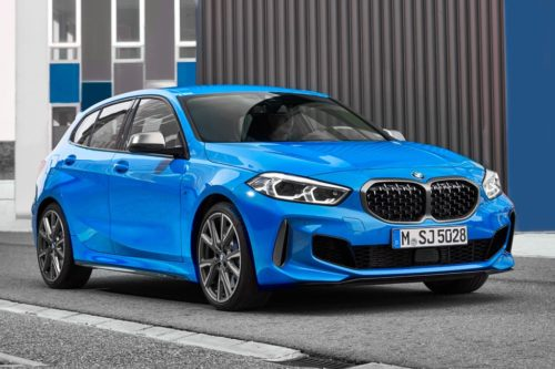 New BMW 1 Series won't take on A 45 or RS 3