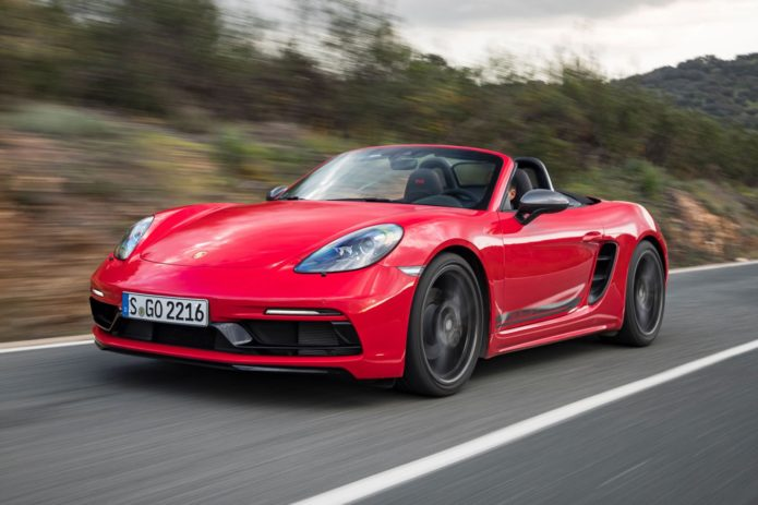2019 Porsche 718 Boxster T FIRST DRIVE review: price, specs and release date