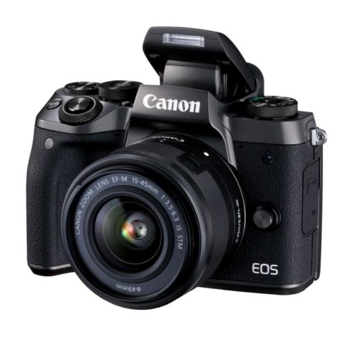 Canon EOS M5 Mark II rumored to launch alongside the EOS M6 Mark II