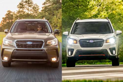 2018 vs. 2019 Subaru Forester: What's the Difference?
