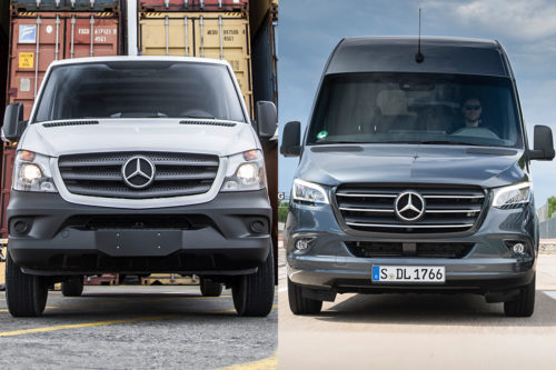 2018 vs. 2019 Mercedes-Benz Sprinter: What's the Difference?