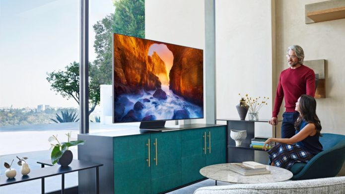 2019 65″ Samsung Q90R QLED 4K TV review: The best 4K QLED TV to date