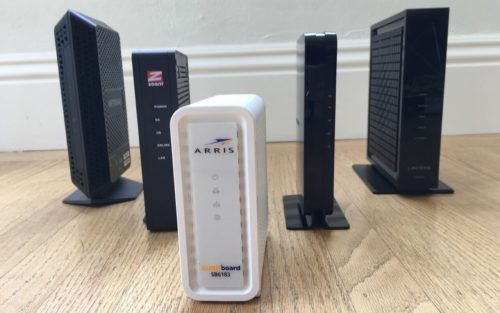 Best Cable Modems 2019