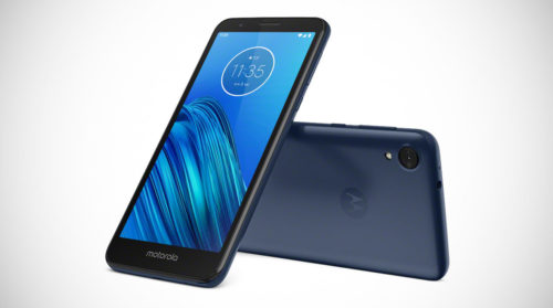 Moto E6 launches in the US: HD+ display, Snapdragon 435 for $149