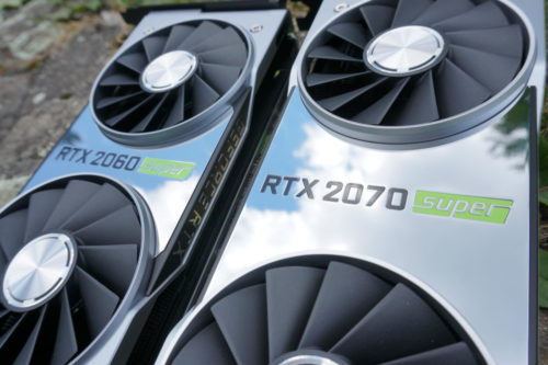 Nvidia GeForce RTX 2060 Super and RTX 2070 Super review: Changing the game, again