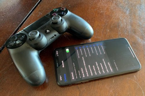 iOS 13: How to pair a PS4 DualShock 4 controller with your iPhone or iPad