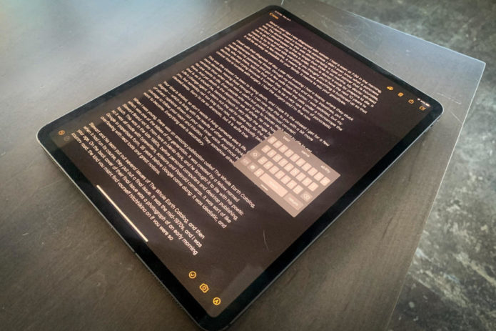 iPadOS 13: How to use the floating digital keyboard