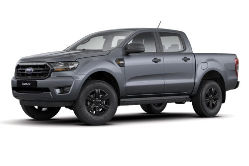 Ford Ranger Sport special-edition released