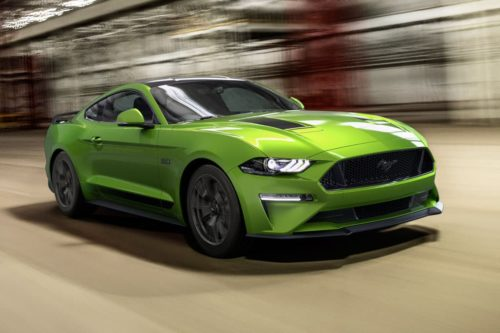 2020 Ford Mustang GT revealed