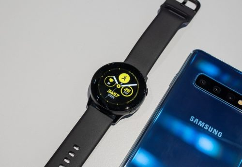 Can't wait for the new Galaxy Watch Active? The original is about to get a lot better
