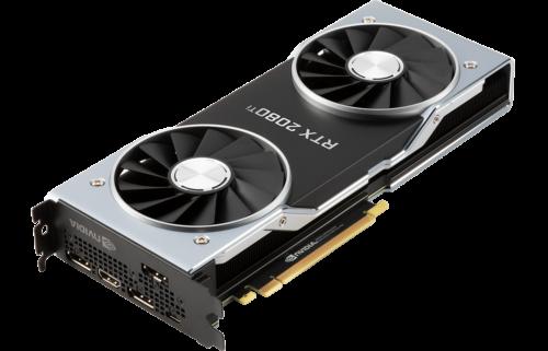 Nvidia RTX 2080 Super vs. RTX 2080 vs. RTX 2070 Super
