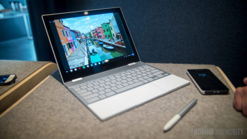 Is this Google's Pixelbook 2? New FCC filing suggests yes