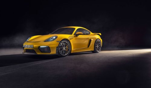 Three Reasons the 2020 Porsche 718 Cayman GT4 Is the Perfect Sports Car