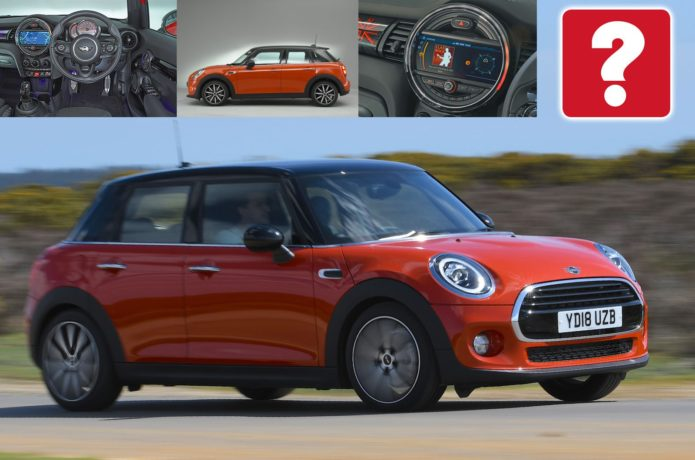 How to spec a Mini hatchback