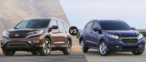 Honda HR-V vs. Honda CR-V: The differences explained