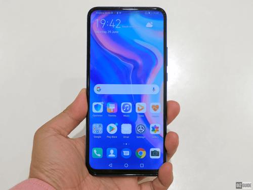 Huawei Y9 Prime 2019 vs VIVO Y17 specs comparison