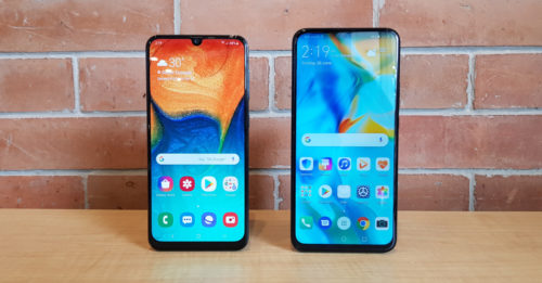 Who's the Better Mid-Ranger: Huawei Y9 Prime 2019 vs Samsung Galaxy A30