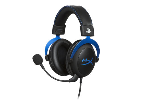 Kingston HyperX Cloud PS4 review: immersive audio for console gamers