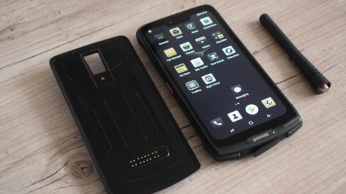 Doogee S90 rugged smartphone review