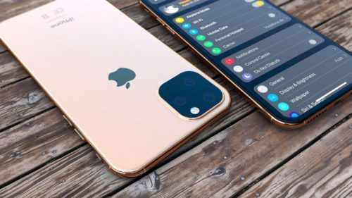 iPhone 11: Are these the first live images of the 2019 iPhones?