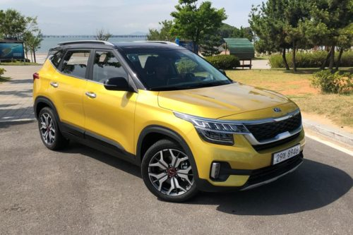 Five reasons why the Kia Seltos will be a hit