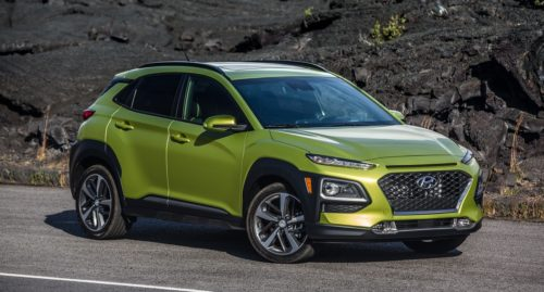 2019 Hyundai Kona Ultimate AWD review