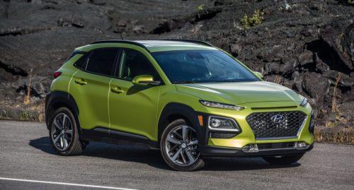 2019 Hyundai Kona Ultimate AWD review