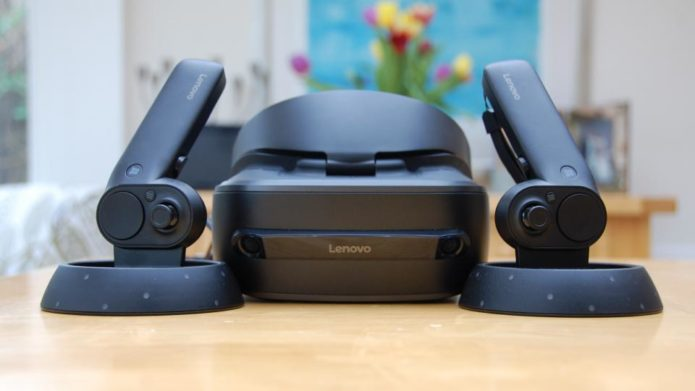Lenovo Explorer mixed reality headset review: WMR headsets disappear from Microsoft store