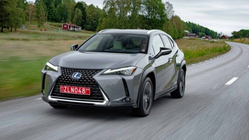 Lexus UX 250h review: Comfortable cruiser lacks next-level tech