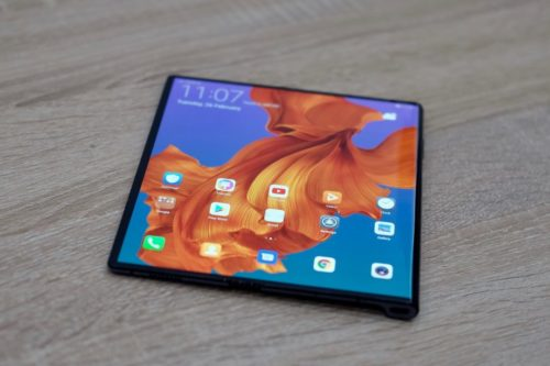 Huawei Mate X: Specs revealed for Huawei's foldable flagship