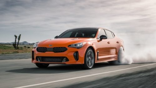 2020 Kia Stinger pricing and specs