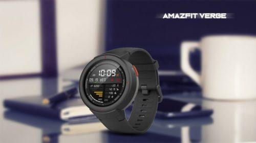 Amazfit smartwatch Carnival (best smartwatches 2019)- Banggood