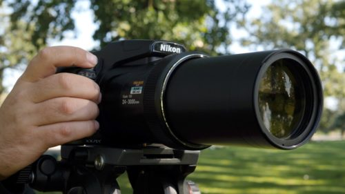 Nikon Coolpix P1000 review: the superzoom master