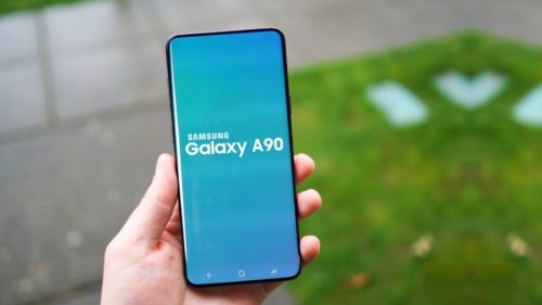 Samsung Galaxy A90 tipped to feature 5G support, 32-megapixel primary rear camera, and 45W fast-charging tech