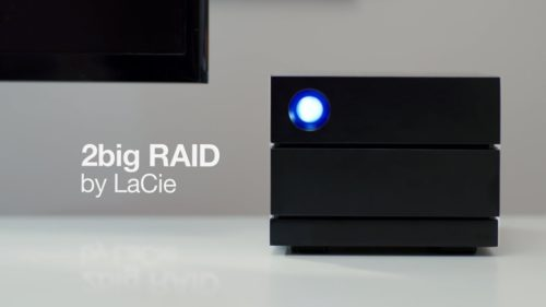 LaCie 2big RAID Review : The Answer to a Photographer's Storage Woes