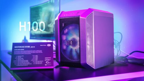 Cooler Master Mastercase H100 Review